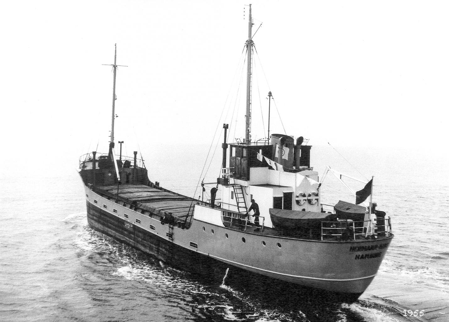 Hermann Hans  ca. 1955