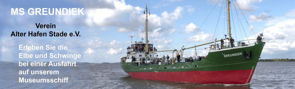 Museumsschiff Greundiek
